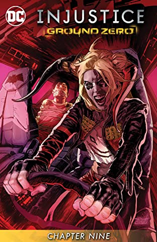 Injustice: Ground Zero (2016-) #9