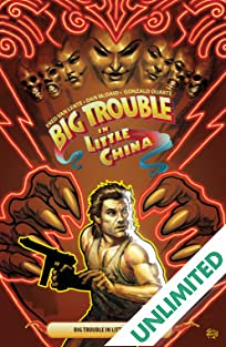 Big Trouble in Little China Vol. 5