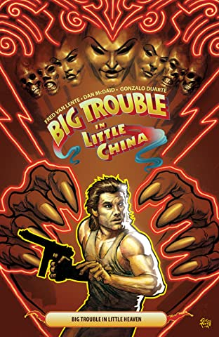 Big Trouble in Little China Tome 5