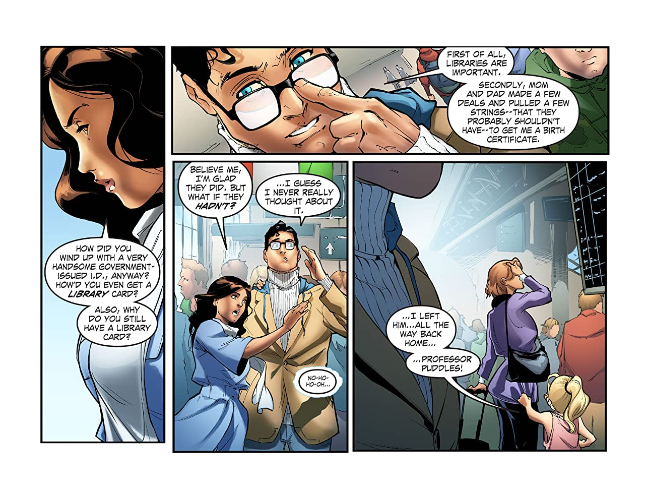 Smallville: Season 11 #57
