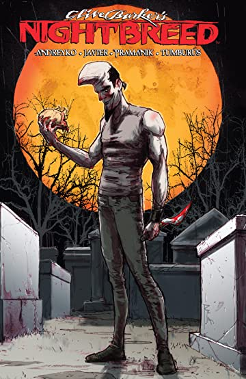 Clive Barker's Nightbreed Tome 3