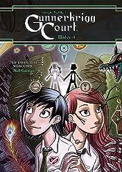 Gunnerkrigg Court Vol. 4: Materia (2017)