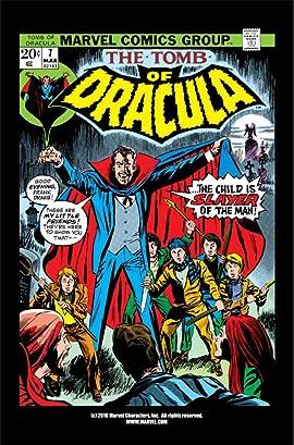 Tomb of Dracula (1972-1979) No.7