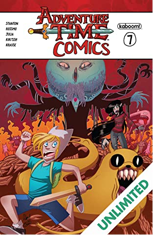 Adventure Time Comics #7