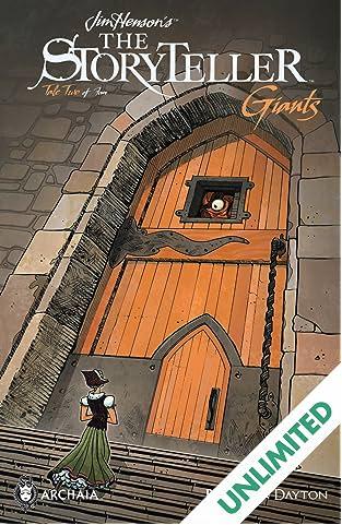 Jim Henson's The Storyteller: Giants #2 (of 4)