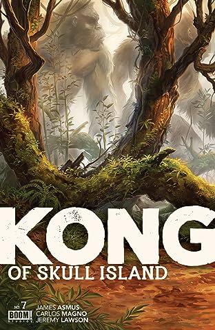 Kong of Skull Island No.7