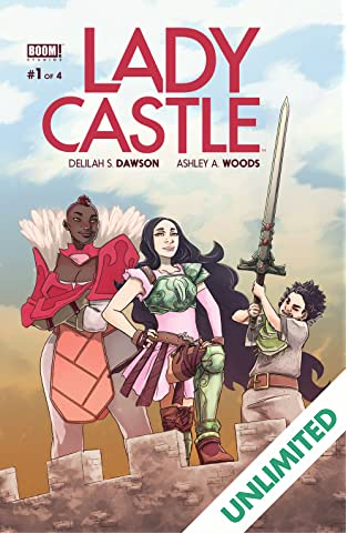 Ladycastle #1 (of 4)