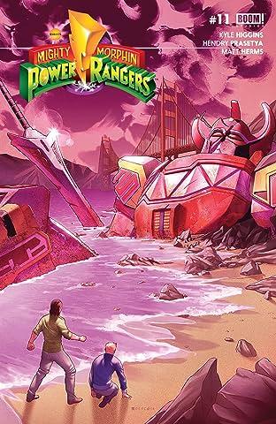 Mighty Morphin Power Rangers #11