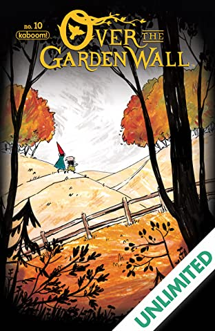 Over The Garden Wall (2016-) #10