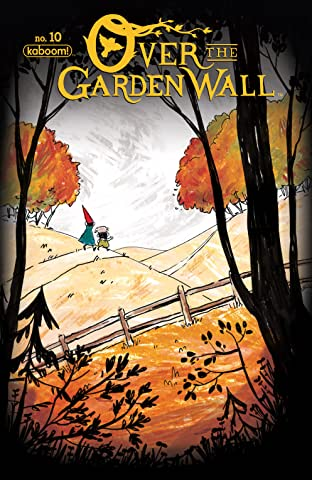Over The Garden Wall (2016-) No.10