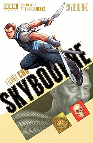Skybourne #4 (of 5)