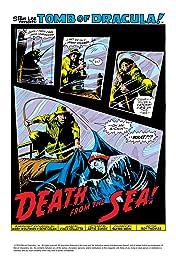 Tomb of Dracula (1972-1979) #9