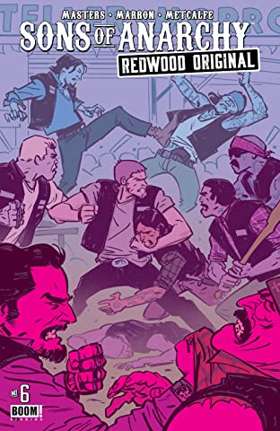 Sons of Anarchy: Redwood Original #6