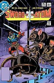 Sword of the Atom (1983) #2 (of 4)