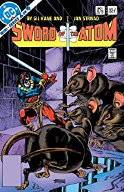 Sword of the Atom (1983) #2 (of 4)
