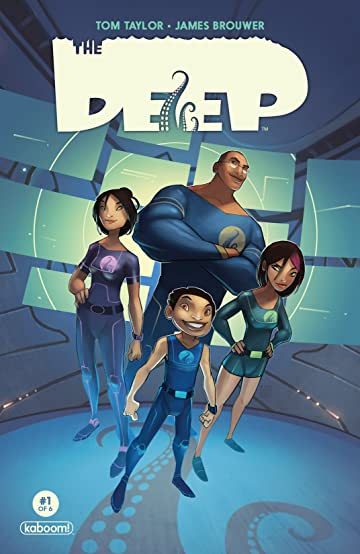 The Deep #1 (of 6)