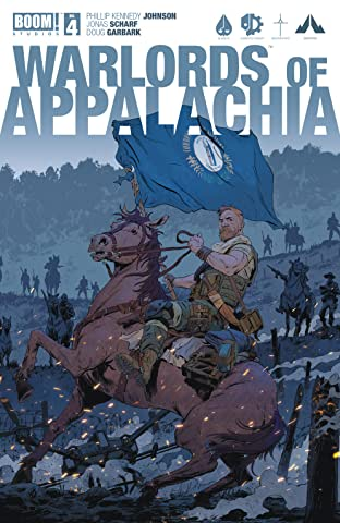 Warlords of Appalachia #4 (of 4)