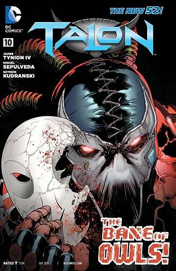 Talon (2012-2014) #10