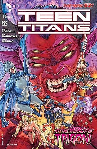 Teen Titans (2011-2014) #22