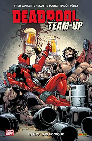 Deadpool Team Up Vol. 3: Mytho Mais Logique