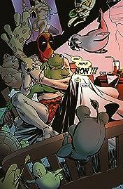 Deadpool Team Up Vol. 3: Mytho Mais Logique