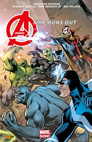 Avengers: Time Runs Out Vol. 2: Tu Ne Peux Pas Gagner