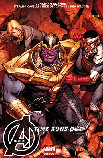 Avengers: Time Runs Out Vol. 3: Beyonders