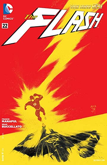 The Flash (2011-) #22