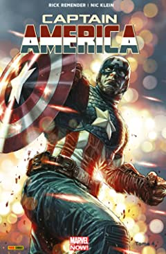 Captain America: Marvel Now! Vol. 4: Le Clou De Fer