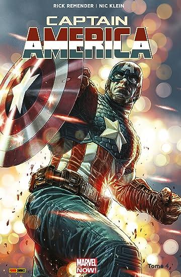 Captain America: Marvel Now! Vol. 4: Le Clou De Fer