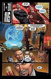 Iron Man: Marvel Now! Vol. 4: Iron Metropolitan
