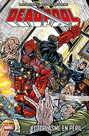 Deadpool Vol. 5: Ectoplasme En Péril