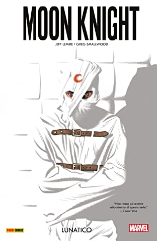 Moon Knight Vol. 1: Lunatico