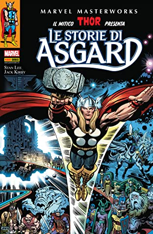 Thor - Le Storie Di Asgard: Marvel Masterworks