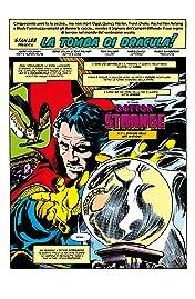 Doctor Strange Contro Dracula: La Formula Di Montesi