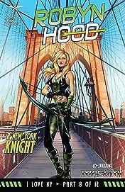 Robyn Hood: I Love NY #8