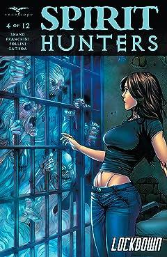 Spirit Hunters #4 (of 12)