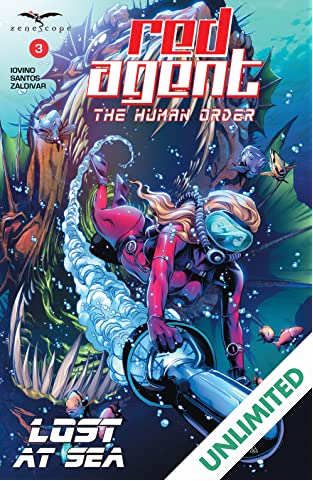 Red Agent: The Human Order #3