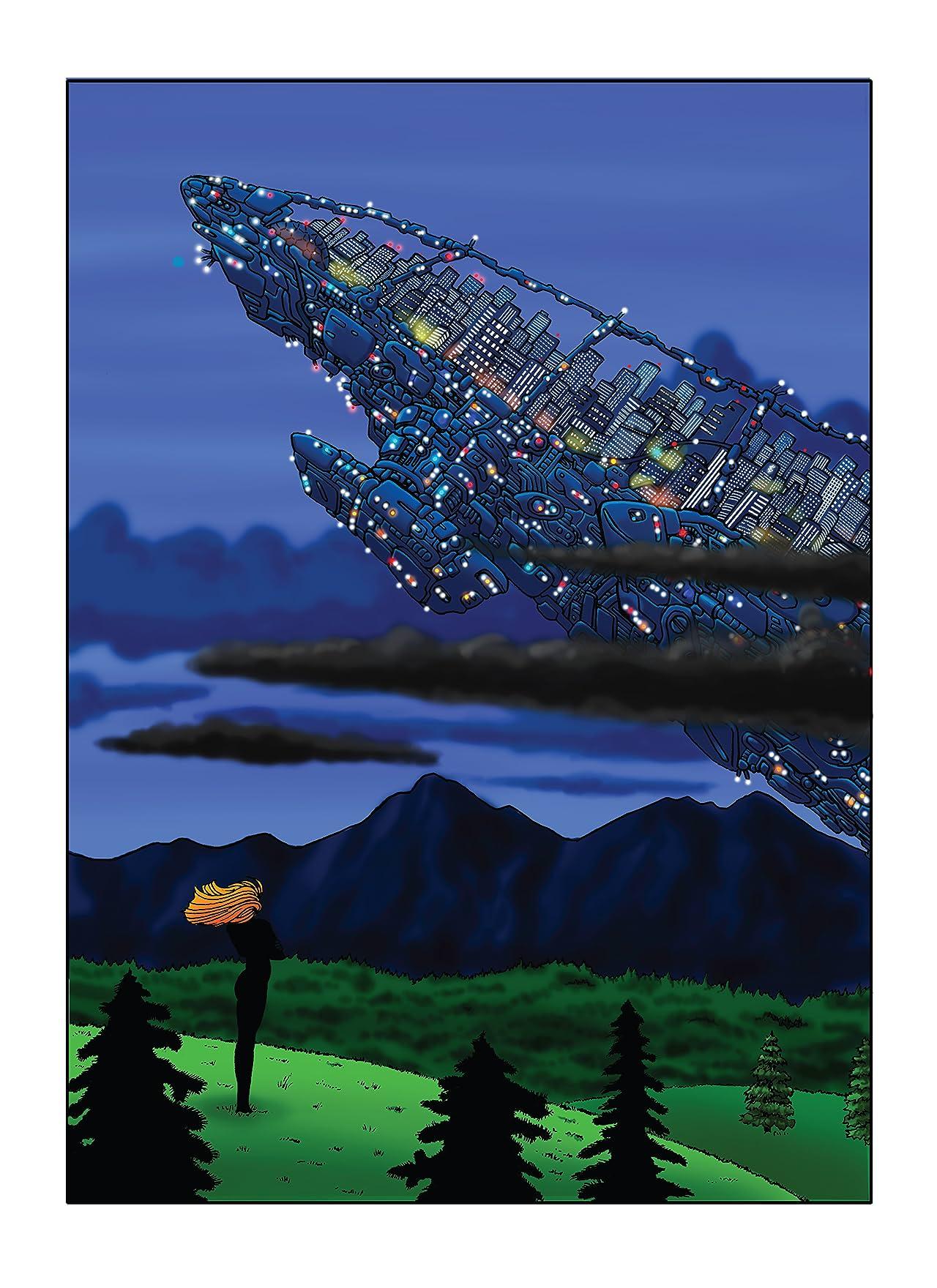 Strangeways #1