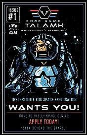 Code Name:Talamh #1