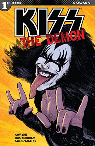 Kiss: The Demon #1