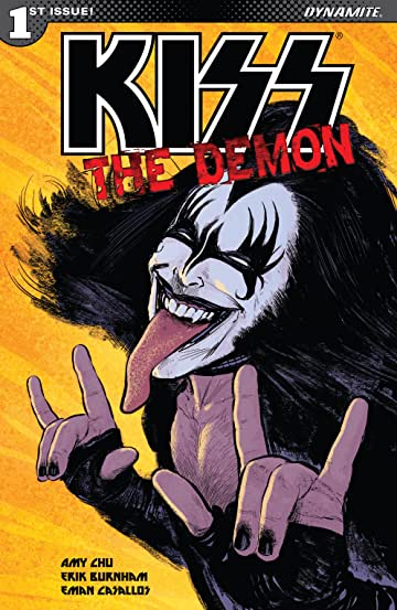 Kiss: The Demon No.1