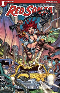 Red Sonja Tome 4 No.1