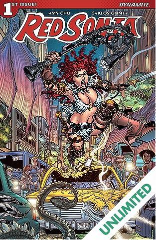 Red Sonja Vol. 4 #1