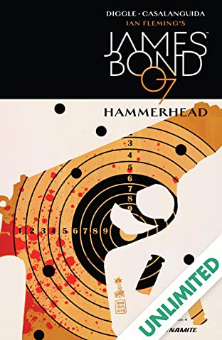 James Bond: Hammerhead (2016-2017) #4 (of 6)