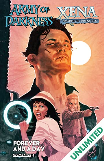 Army Of Darkness/Xena: Forever…And A Day #4