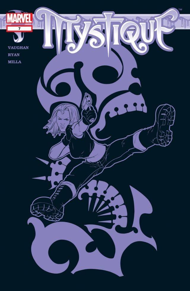 Mystique (2003-2005) #7