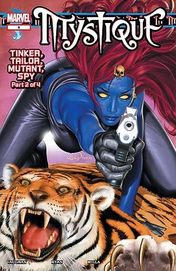 Mystique (2003-2005) #8
