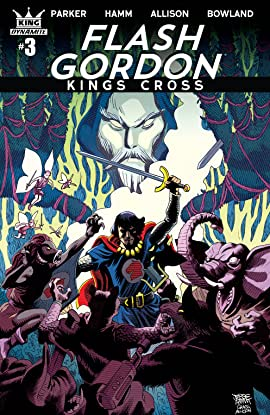 Flash Gordon: Kings Cross #3