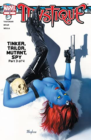 Mystique (2003-2005) #9